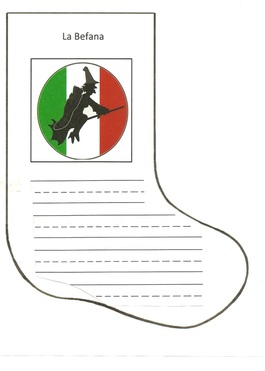 La Befana Is An Old Lady In Italian Christmas Traditions Who Fills Childrens Stockings With Candy On The 6th Of January A Search For